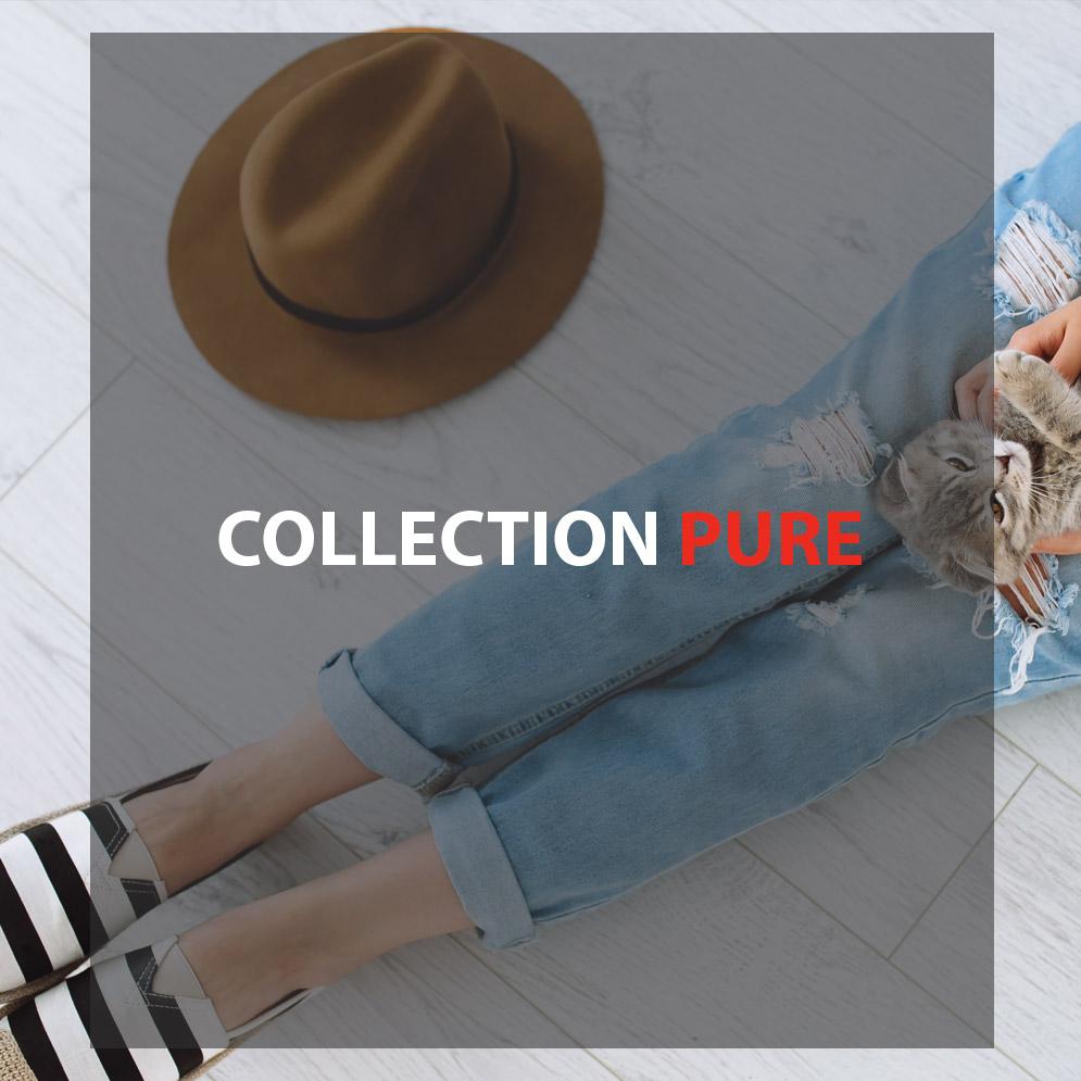 Plancher Sélect Plancher flottant Collection Pure