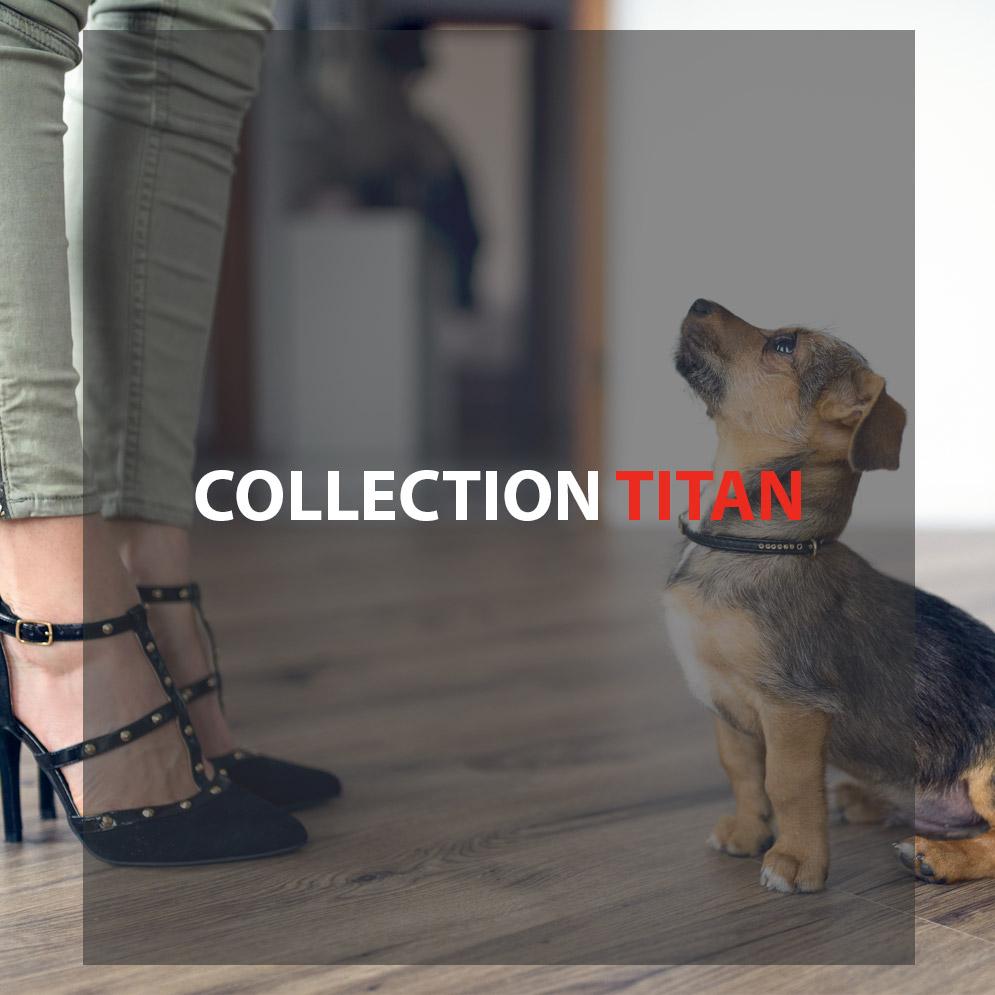 Plancher Sélect Plancher flottant Collection Titan