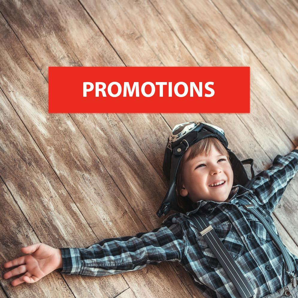 Plancher Sélect Promotions